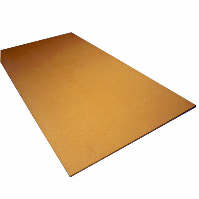 1 2 Fiberboard Protection Board ~ Mdf panel quot rona