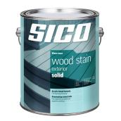 Solid Exterior Wood Stain