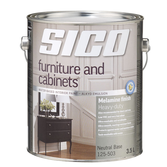 Interior Paint - Furniture and Cabinets