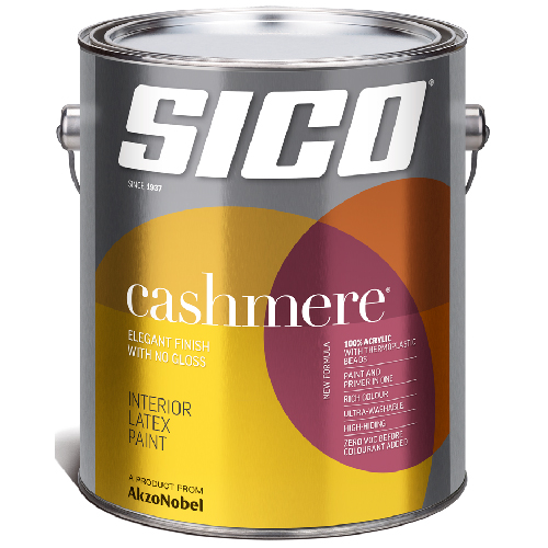 "Cashmere"""" Interior Acrylic latex Paint"