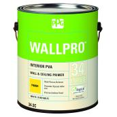 Interior Wall & Ceiling Primer - 3.78 L - White