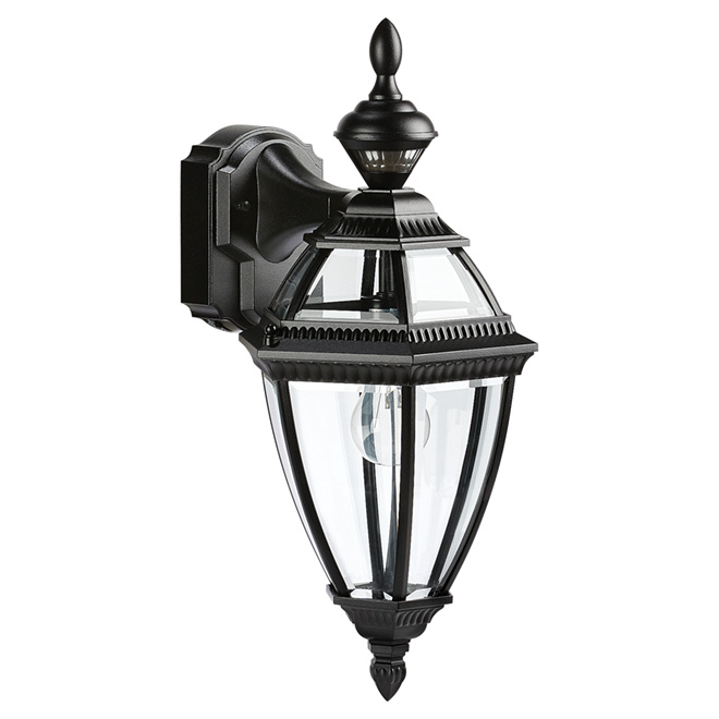"""Heritage"" Motion-Activated Wall Lantern"