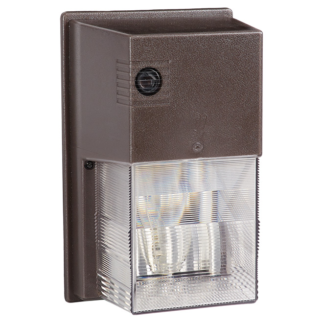 Non Motion Wall Mount Security Light 11 Quot Bronze Rona