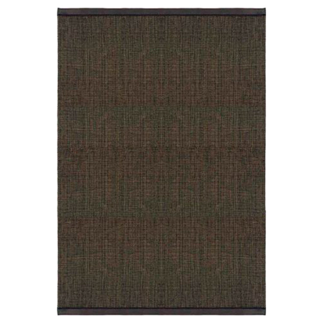 Amber Interior Rug - 2.23' x 3.6' - Chocolate