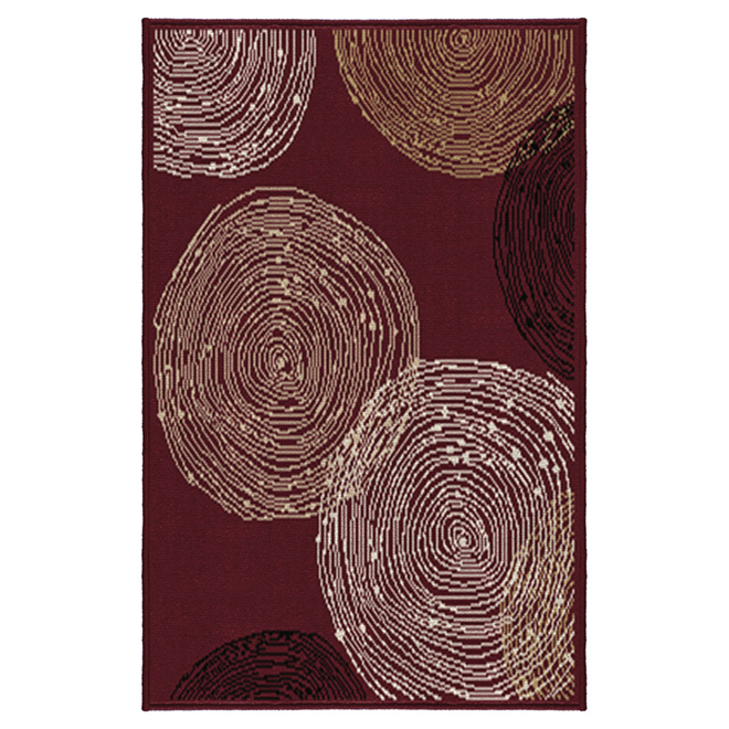"""Wickham"" Accent Rug - 32"" x 46"" - Red"
