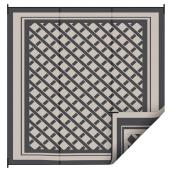 Outdoor Rug - Black - 9' x 12'