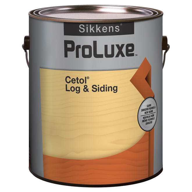 """Cetol(R)"" Log and Siding Stain - 3.78 L - Cedar"