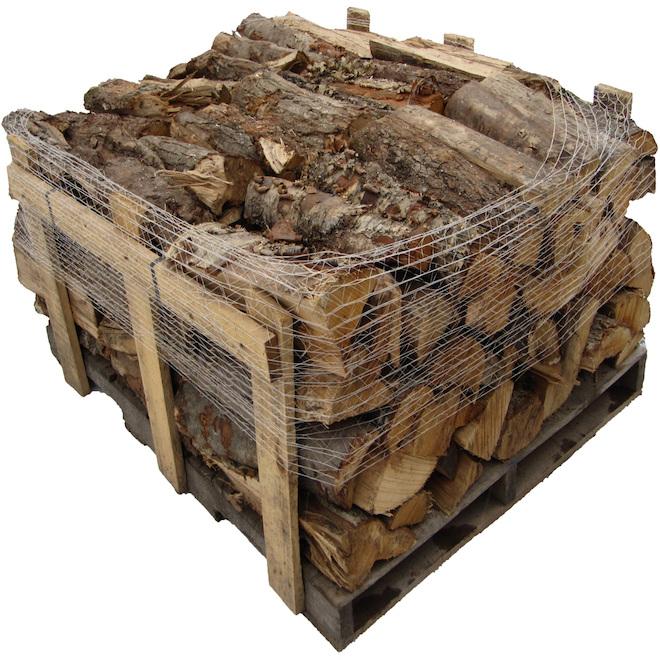Bois de chauffage, 24 pi u00b3 RONA # Quand Couper Le Bois De Chauffage