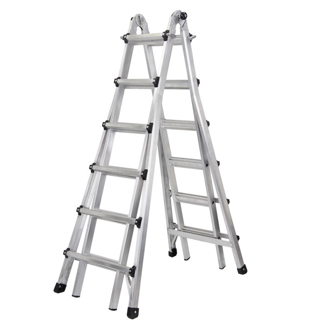 26-FT TELESCOPIC LADDER