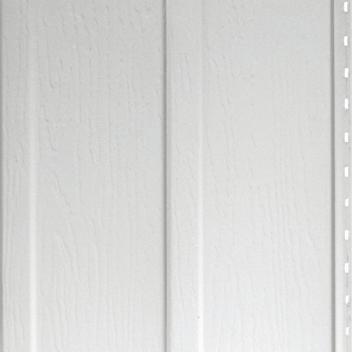 Siding Aluminium Vertical 8 Quot Driftwood Siding White Rona