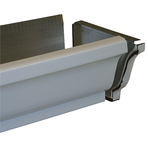 4-in Aluminium Right End Cap