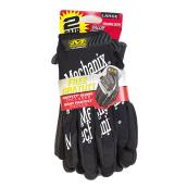 Men's Original and Fast Fit Winter Gloves - L - 2 Pairs