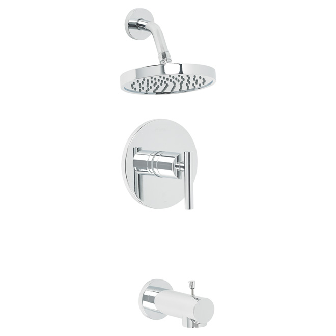 """Fullerton"" Single Handle Tub and Shower Faucet"