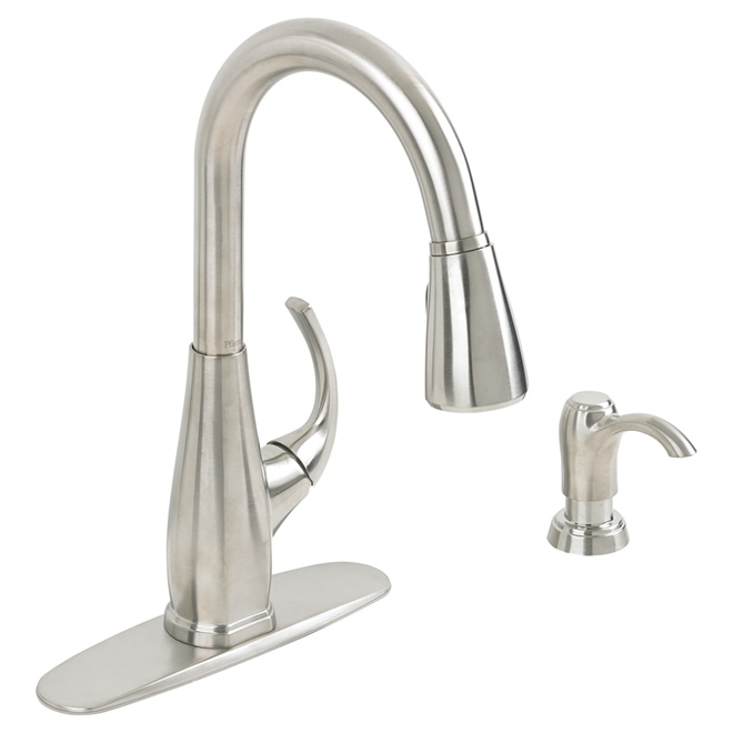 """Selia"" 1-Handle Kitchen Faucet"