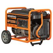 GP Series 3250 W Portable Generator