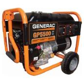 GP Series 5500 W Portable Generator