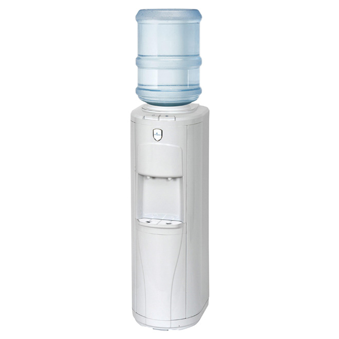 Water Dispenser - 3 or 5 Gallon - White