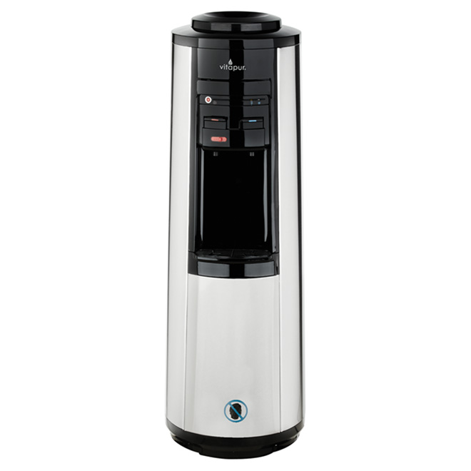 Water Dispenser - 3 or 5 Gallon - Stainless Steel