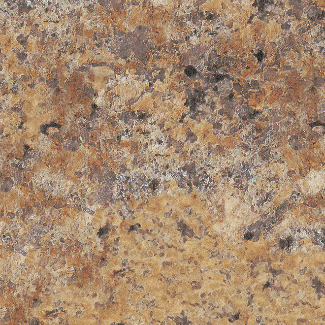 "Comptoir moulé 2300, Butterum Granite, 25,125"" x 12'"
