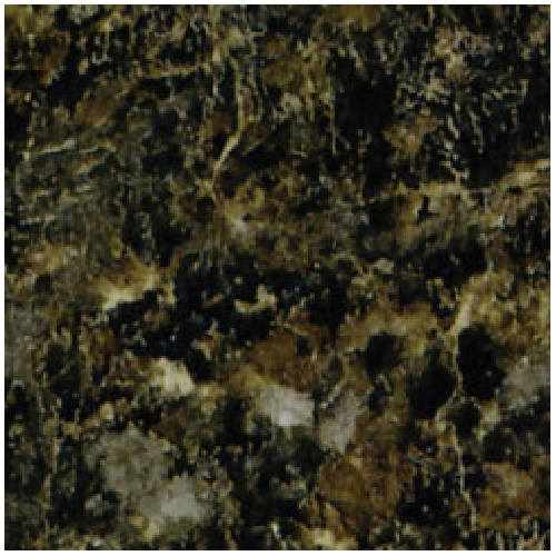 "Moulded Counter Geneva, Labrador Granite, 25,5"" x 5'"