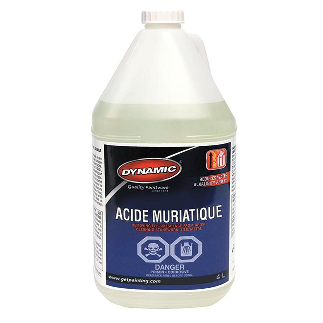 Acide chlorhydrique rona - Acide chlorhydrique piscine ...