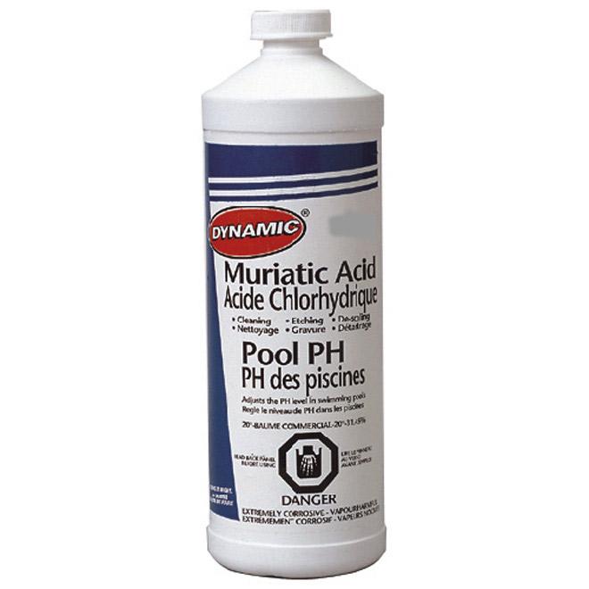 Muriatic Acid Rona