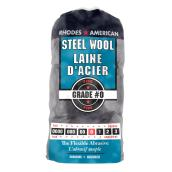 Fine Steel Wool - #0 - 12-Pack