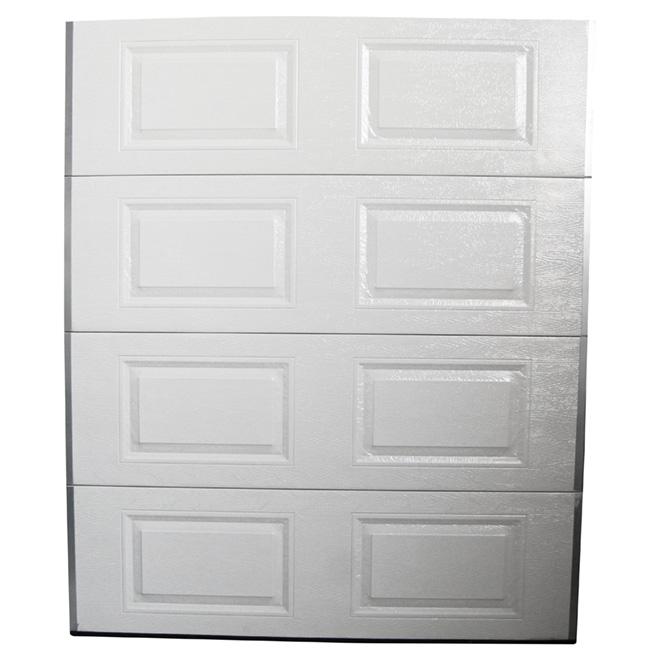 Porte de garage rona for Porte acier cabanon