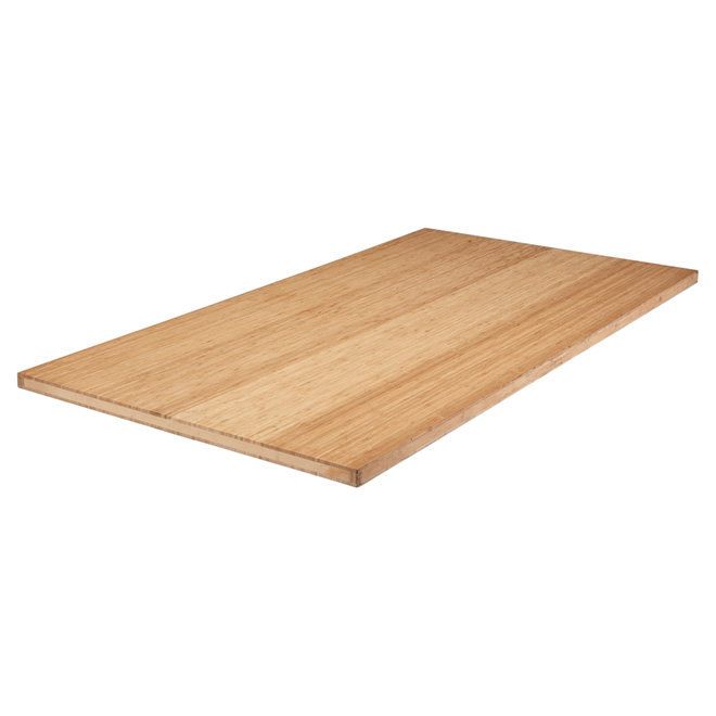Bamboo Counter Top - 73 1/4""