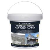DIY Spraystone Textured Coating - Int/Ext - ART22713 - 4 L