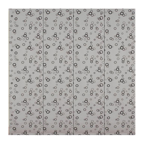 Bubbles Style Japanese Panel