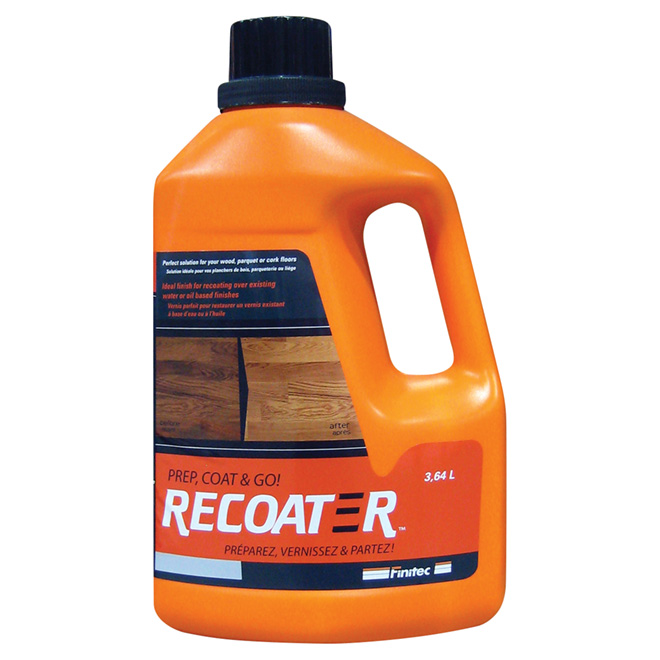 Recoater Floor Finish - Satin - 3.64L