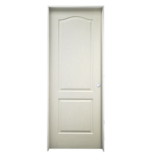 "2-Panel Arch-Top Pre-Hung Door 24"" x 80"" - Right"