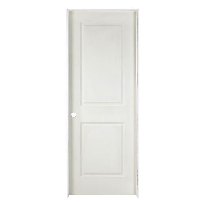"2-Panel Pre-Hung Interior Door 28"" x 80"" - Left"