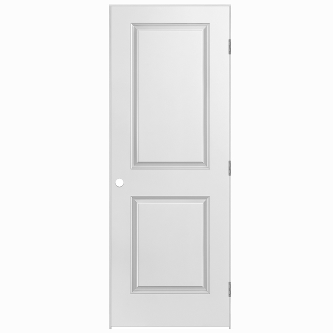 "2-Panel Pre-Hung Interior Door 30"" x 80"" - Left"