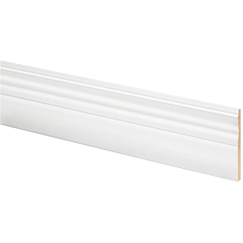 Primed Finger Jointed Pine Baseboard