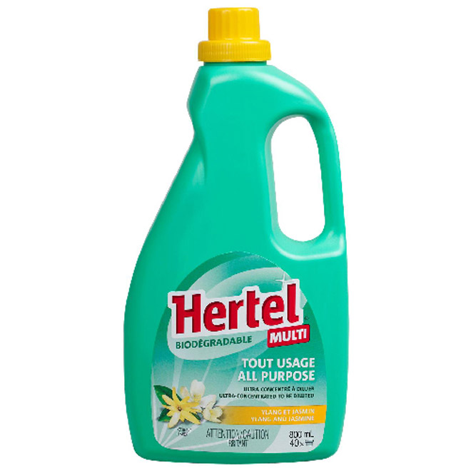 """Hertel Clean and Shine"" Multi Cleaner"