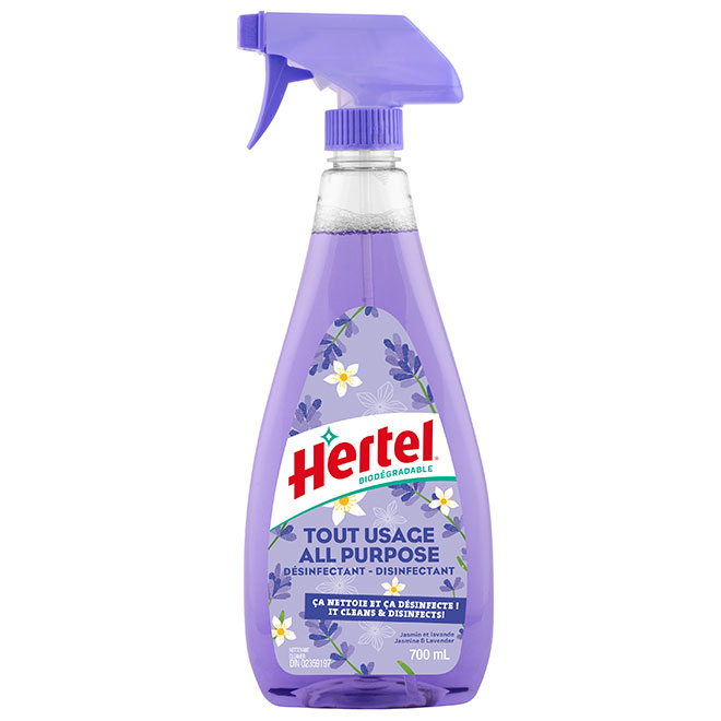 """Hertel Jasmine and Lavender"" All Purpose Cleaner"