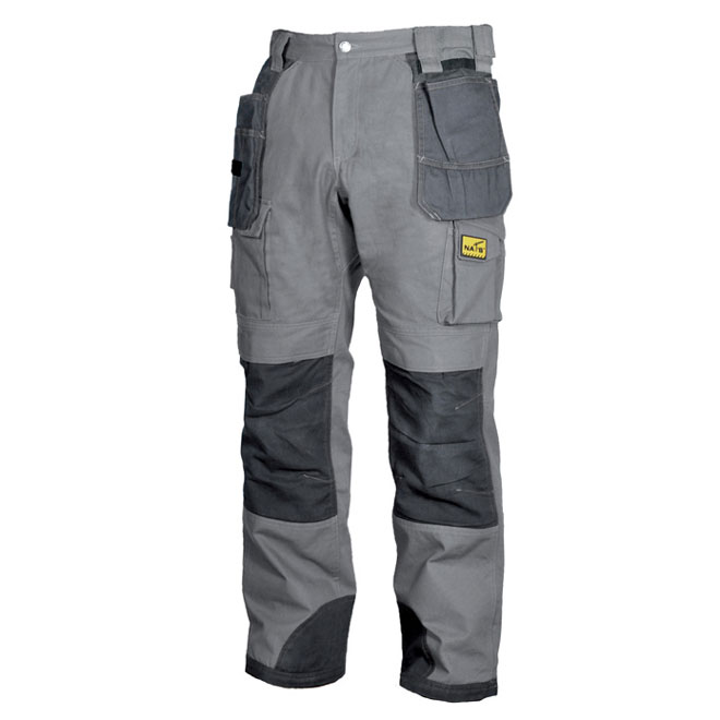 Multi-Pocket Men's Work Pant