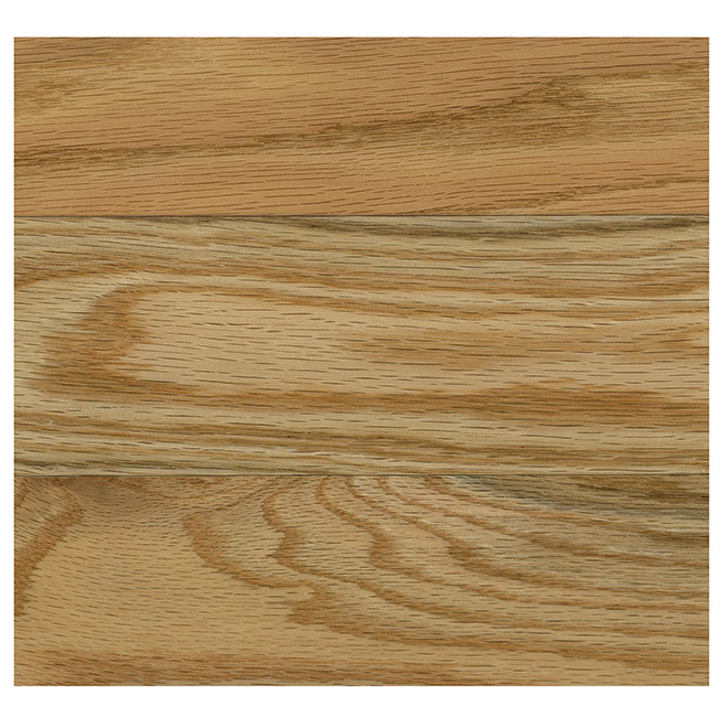 Oak Hardwood flooring - Natural