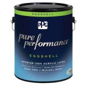 Interior Latex Paint - Pastel Base - Eggshell - 3.78 L