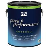 Interior Latex Paint - Midtone Base - Eggshell - 3.78 L