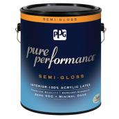 Interior Paint/Primer-Latex -Pastel Base -Semi-Gloss - 3.78L