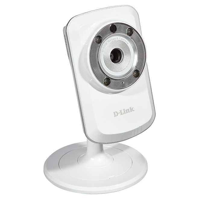 Security Camera - Wireless/Ethernet - Sound/Motion