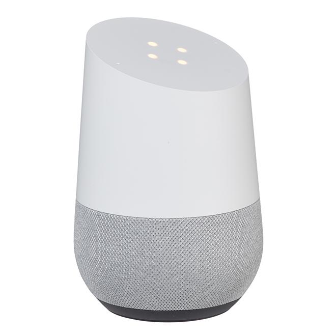 Google Home - Smart Speaker - White/Grey