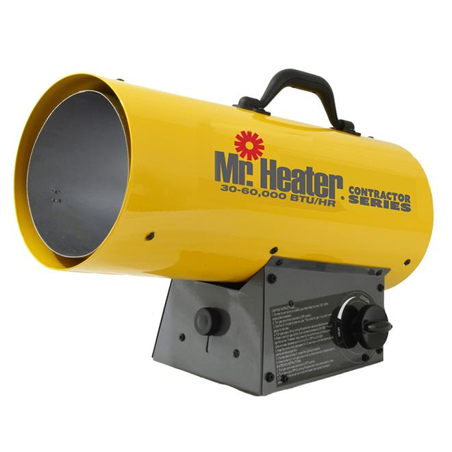 Forced Air Propane Heater Rona