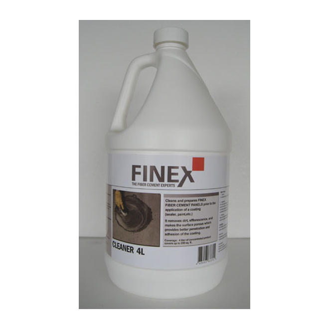 FIBROCEMENT CLEANER