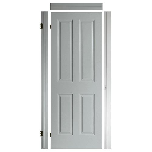Porte int rieure 4 panneaux rona for Rona porte et fenetre