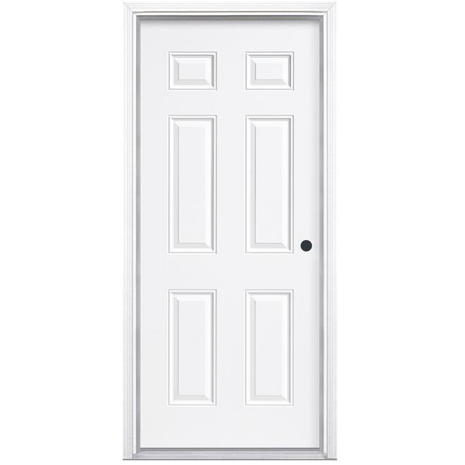 Exterior Doors: Steel Entry Doors   RONA