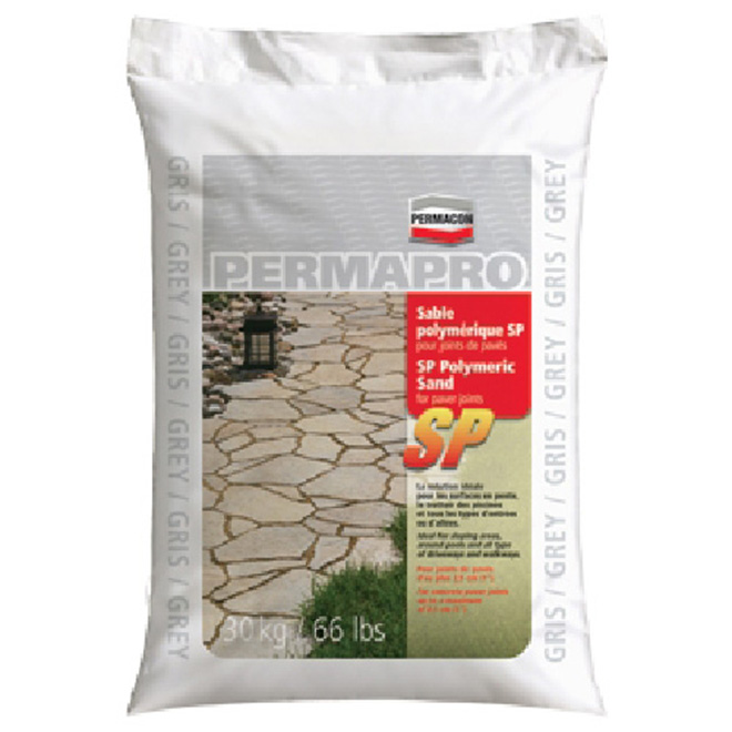 Patio Paver Jointing Sand - Grey - 30 kg